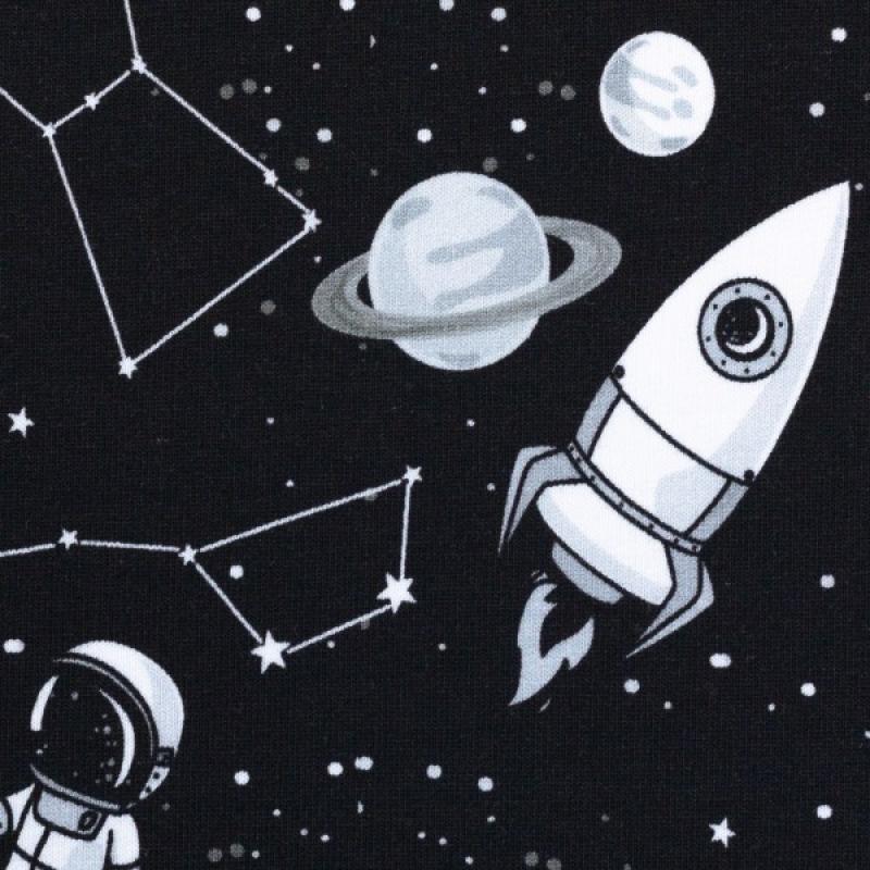 Levi Astronaut und Weltall