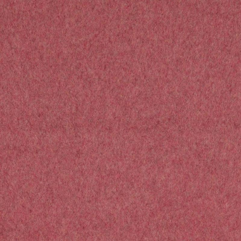 Baumwollfleece Altrosa