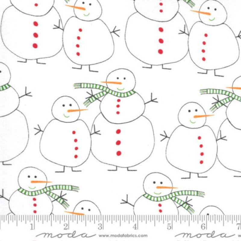 Merry and Bright: Snowmen