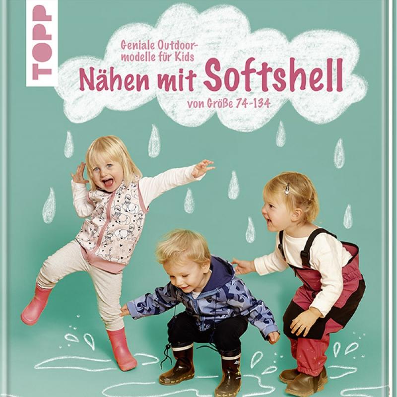 Nähen für Kinder mit Softshell