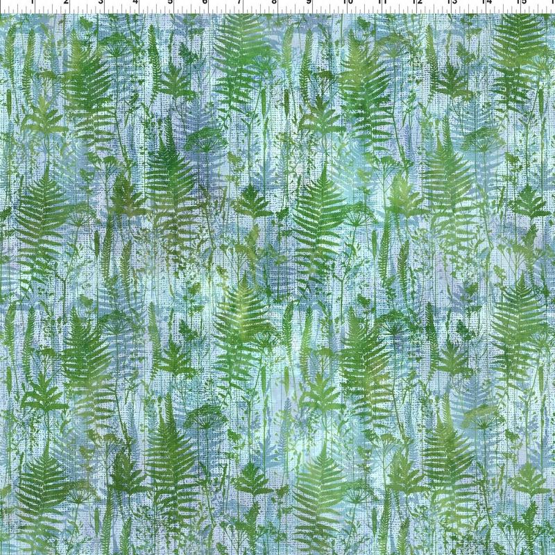 Haven Ferns Blue