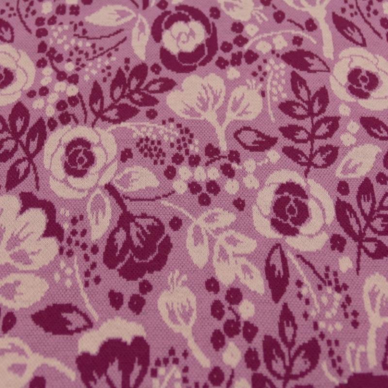 Blumenstrick Pink