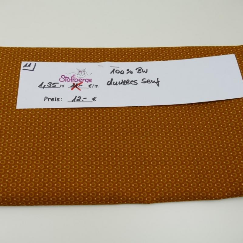 Rest Baumwolle Muster
