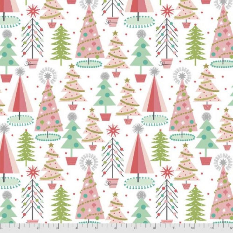 Christmas Spruces