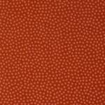 Baumwolle Dotty Terracotta