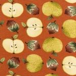 Autumn Bunny Äpfel