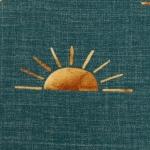 Savana Friends Sonne Petrol
