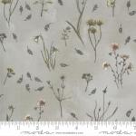 Botanicals Vintage Grey Flowers