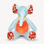 Schnittmuster Elefant Kumi