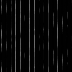 Buzzin Around Stripe Black