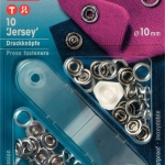Prym Jersey Druckknöpfe 10mm