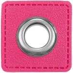 Ösenpatch pink