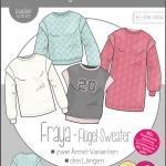 Damen Flügel-Sweater Fraya
