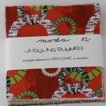 "Charm Pack ""Juggling Summer"""