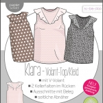 Damen Top/Kleid Karla