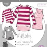 Damen Doppelshirt MAlotty