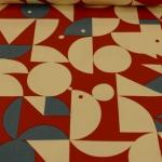 Canvas Fuchs, Maus
