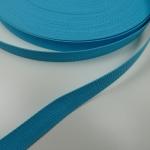 Gurtband 25mm türkis
