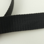Gurtband 30mm graphit