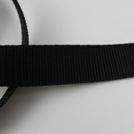 Gurtband 30mm schwarz