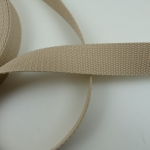 Gurtband 30mm creme