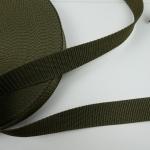 Gurtband 30mm khaki