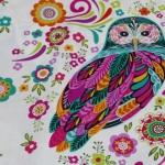 Feathers & Foliage Owls