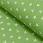 Baumwolldruck Petit Stars Lemon