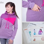 Schnittmuster Nelly Freestyle Hoodie