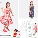 Schnittmuster Leni Kinderkleid